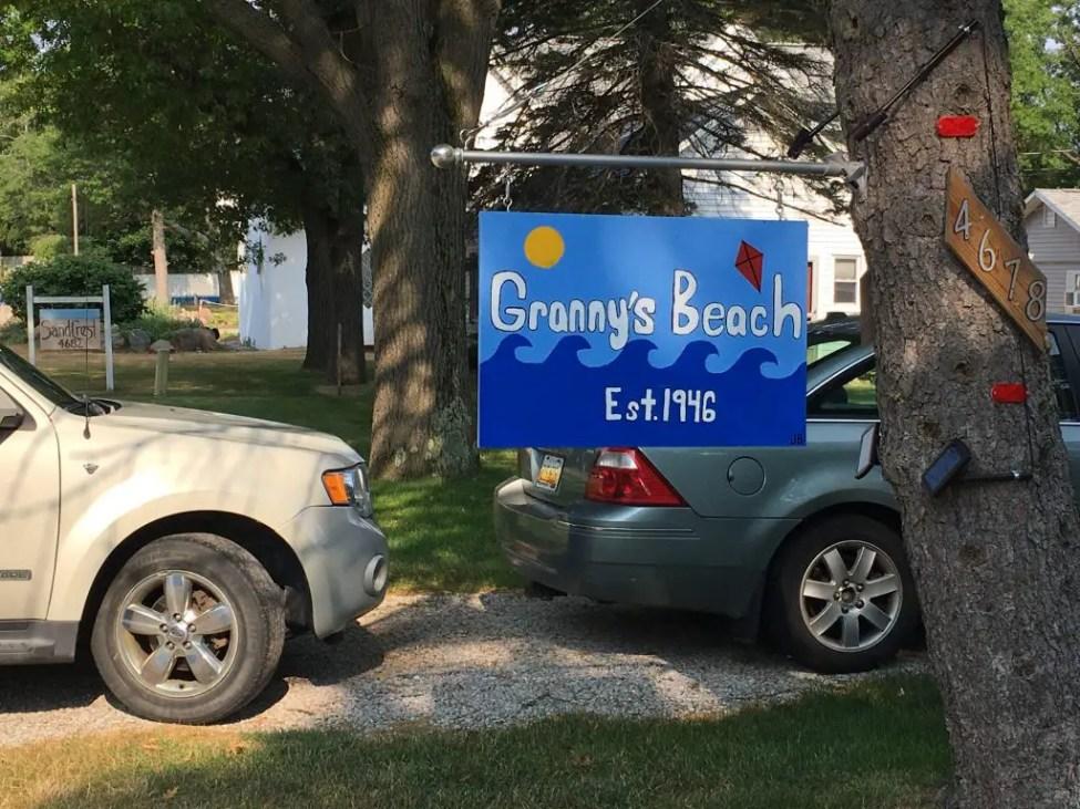 Grannys Beach