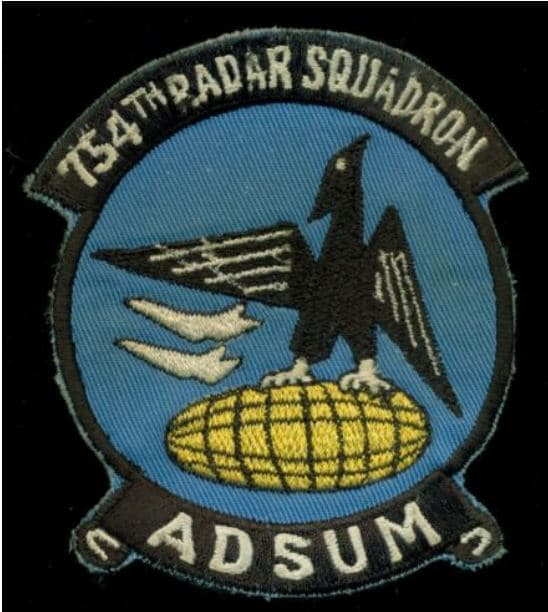 754th Radar Squadron - Port Austin Air Force Radar Station