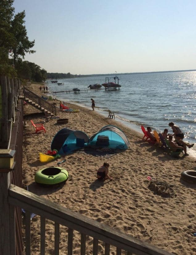 Sandcastles On The Beach - Places to Stay in Port Austin Mi