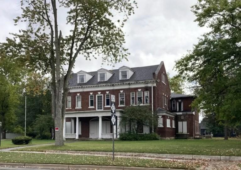 Albert E Sleeper Mansion