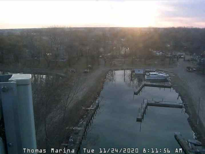 Thomas Marina Unionville Webcam
