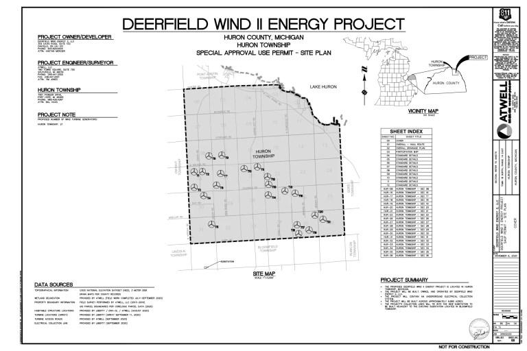 Liberty Power - Deerfield Wind Farm II