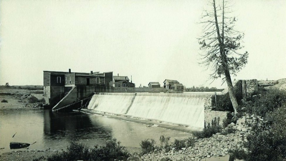Caro Michigan Dam