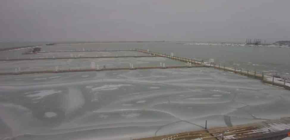 Harbor Beach Webcam - Michigan Webcams