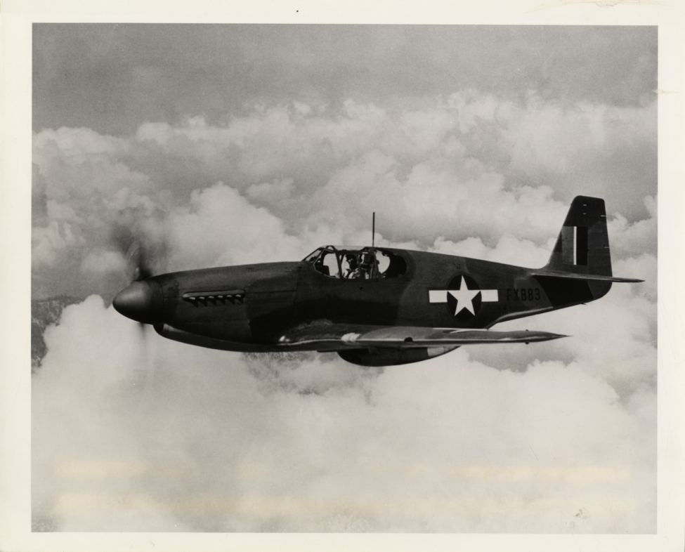 North American Aviation P-51 Mustang