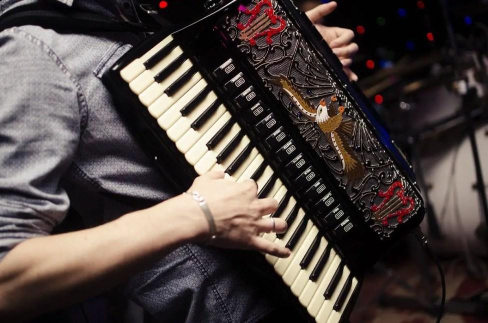 Accordion - Kinde Polka Fest