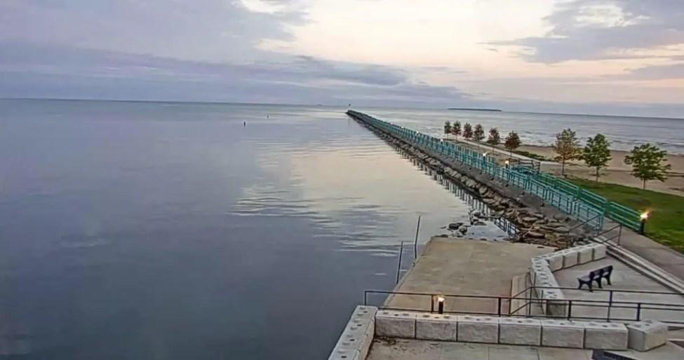 Caseville Harbor Webcam