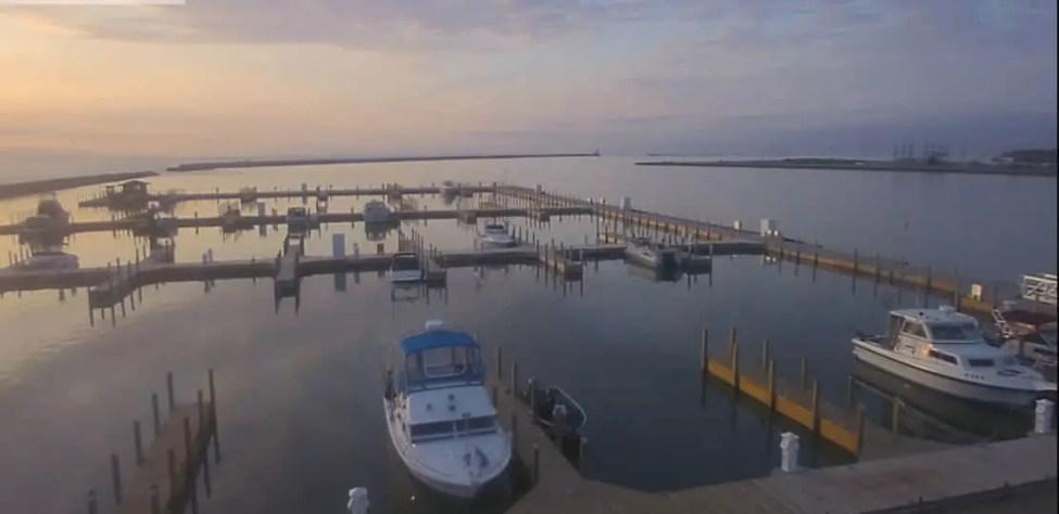 Harbor Beach Harbor Webcam