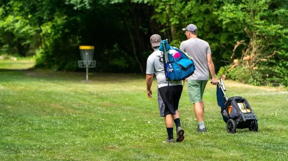 Michigan Disc Golf Equipment