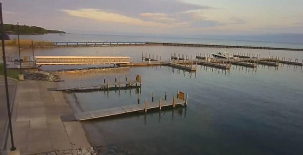 Port Austin Marina Webcam