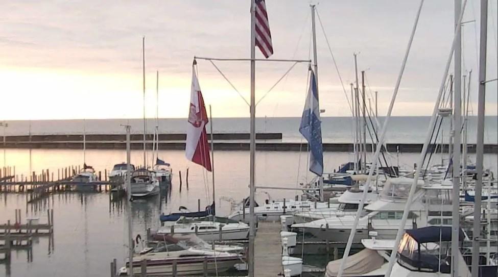 Port Sanilac Webcam - Michigan Webcams