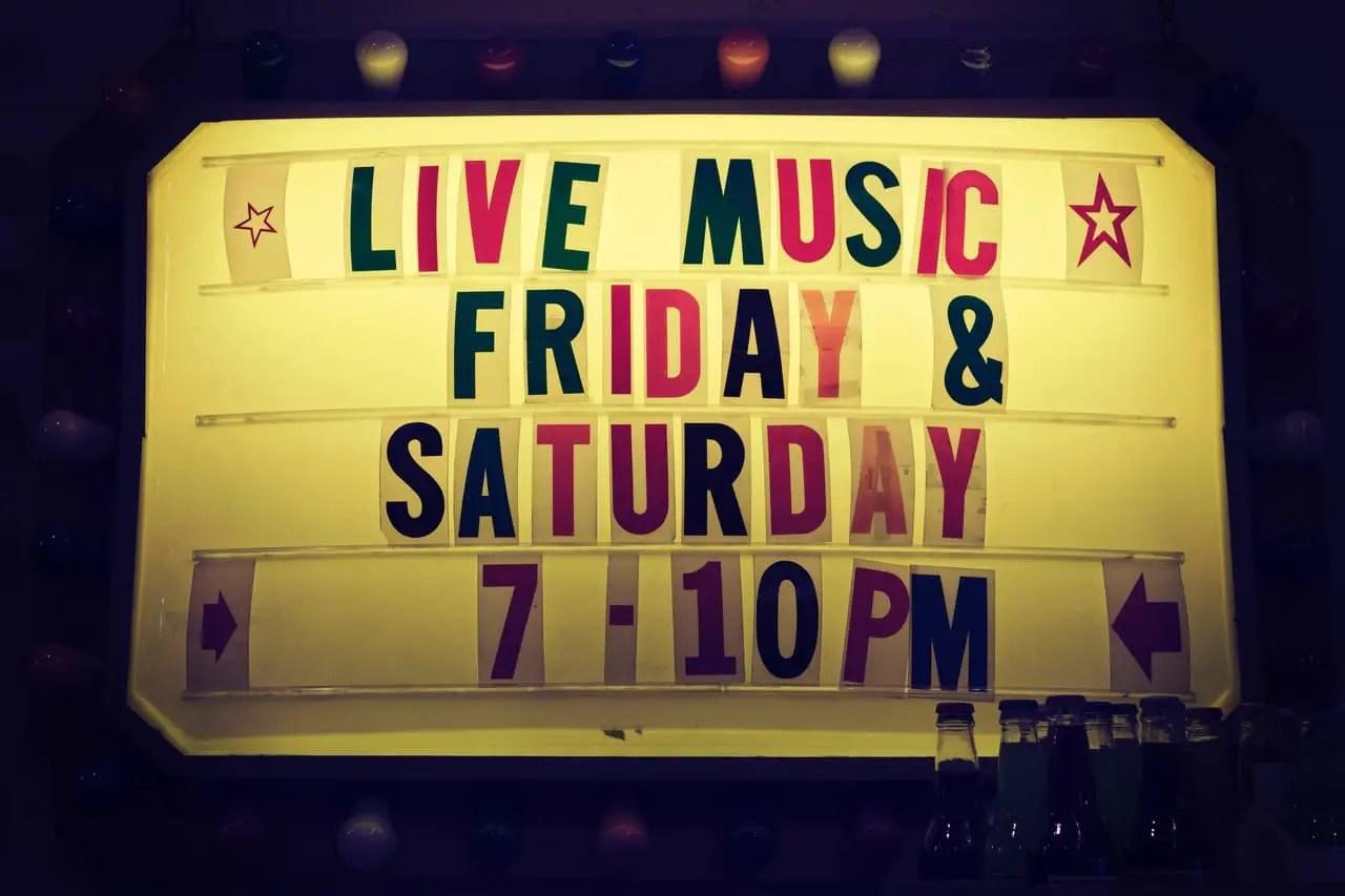 Michigan Live Music