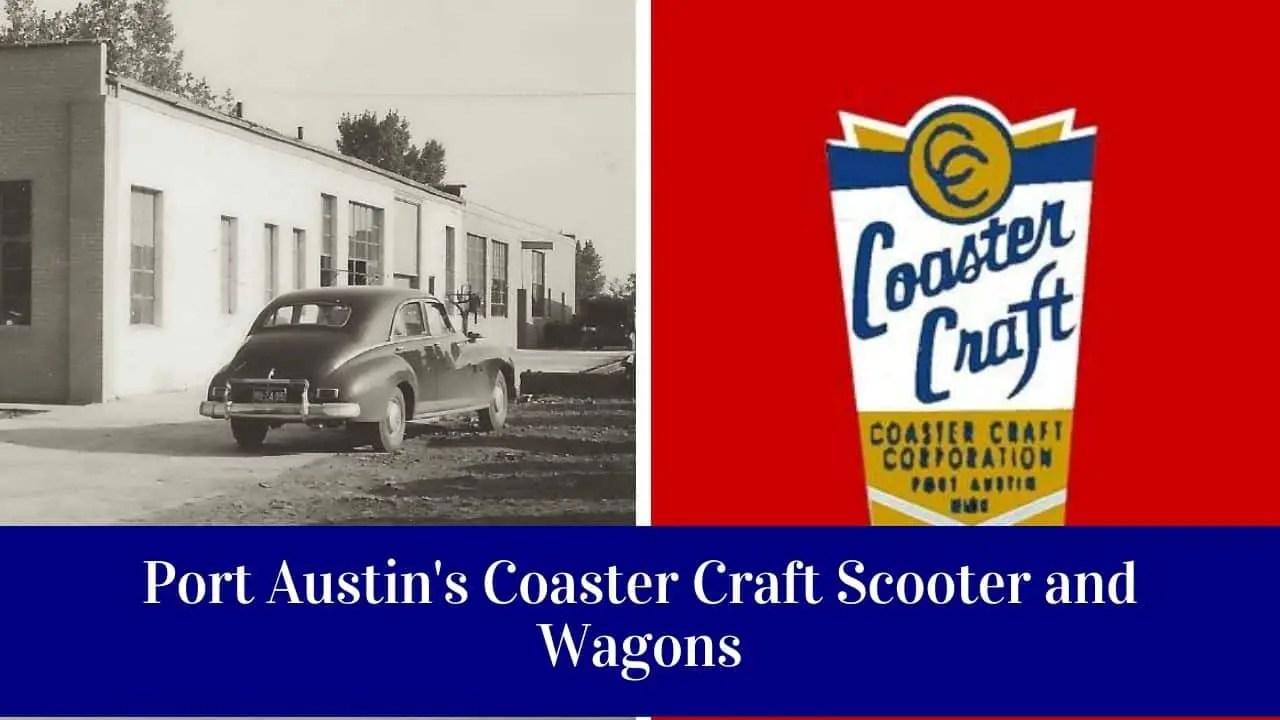 Coaster Craft Port Austin