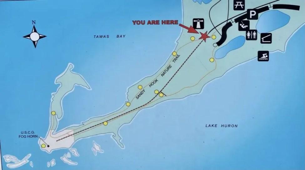 Sandy Hook Trail