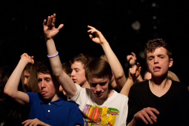 The Seven Deadly Sins of Clubbing