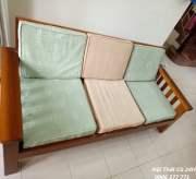 Thanh Lý Sofa Gỗ 1 Băng