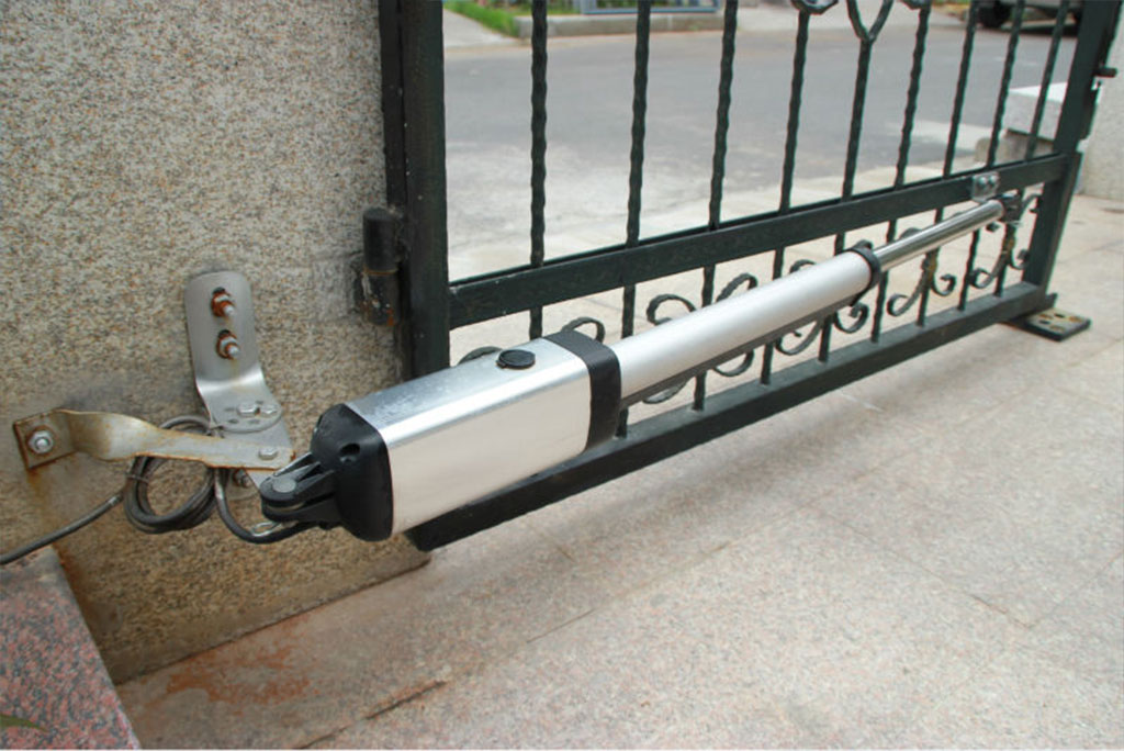Wireless Security Gates