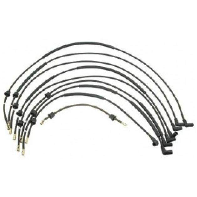 Ford Thunderbird Spark Plug Wire Set, Reproduction, 1955-56