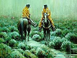 american cowboy art of