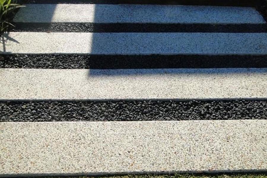 Exposed Concrete  Thundercrete
