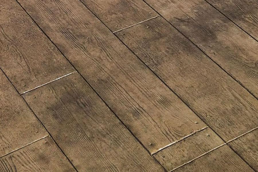 Stamped Concrete  Thundercrete