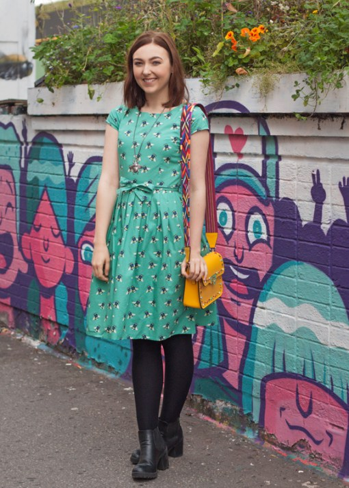 Run & Fly - Bumble Bee Dress