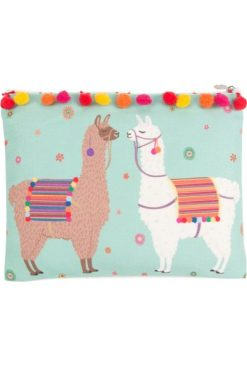 Sass & Belle - Lima Llama Pouch