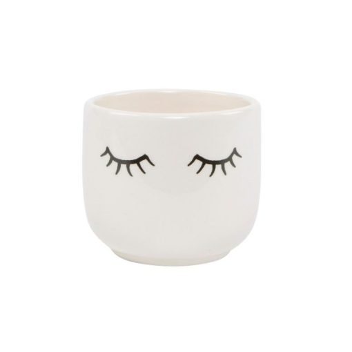 Sass & Belle - Eyes Shut Planter