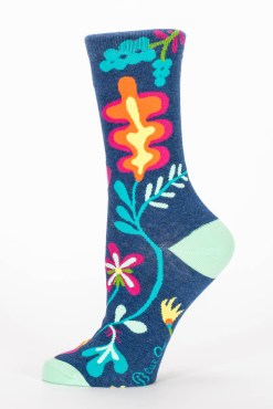 Blue Q - I'm a Delicate Flower Socks