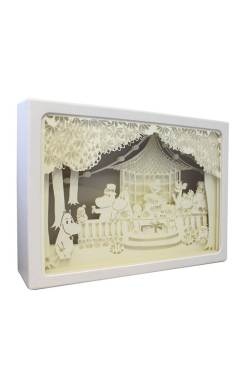 House of Disaster - Moomin 'Party' Light Box