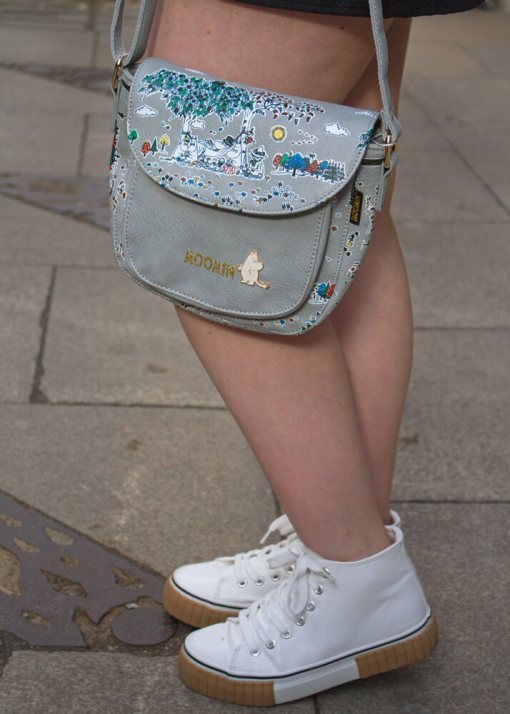 House of Disaster - Moomin Meadow Saddle Bag