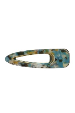 Big Metal London - Blue Hair Slide