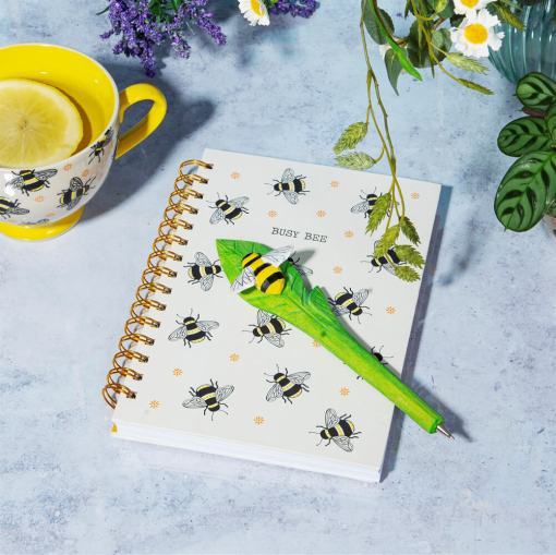 Sass & Belle - Busy Bees A5 Notebook