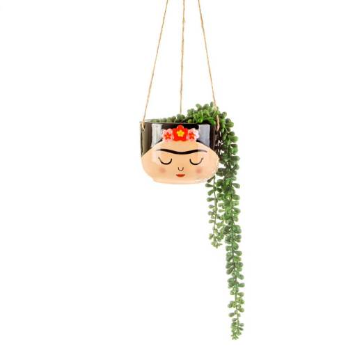 Sass & Belle - Frida Kahlo Hanging Planter