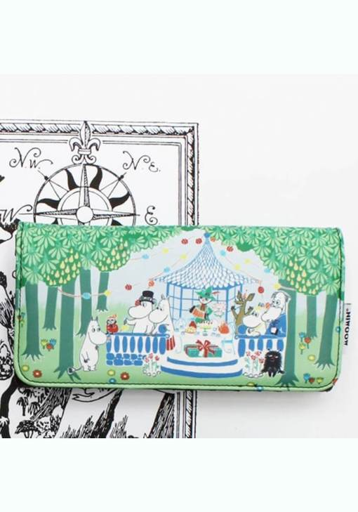 House of Disaster - Moomin Party Wallet