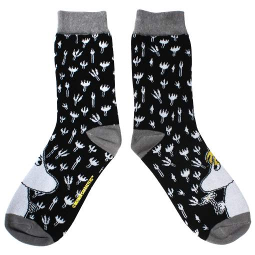 House of Disaster - Moomin & Snorkmaiden Socks