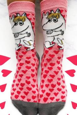 House of Disaster - Moomin Love Socks