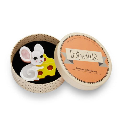 Erstwilder - Not Even A Mouse Brooch