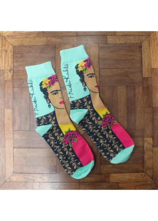 House of Disaster - Frida Kahlo Socks