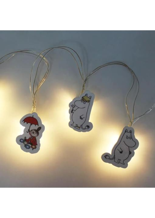 House of Disaster - Moomin Characters String Lights
