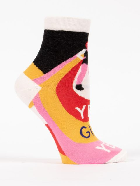 Blue Q - Yes Girl Socks