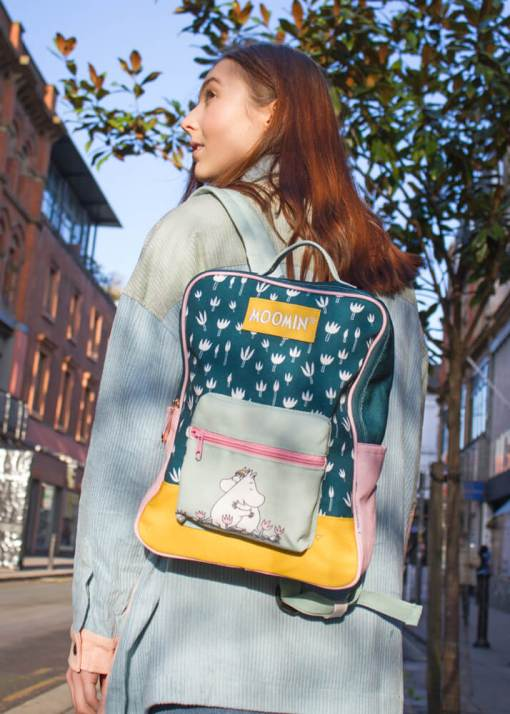 House of Disaster - Moomin Colour Block Backpack