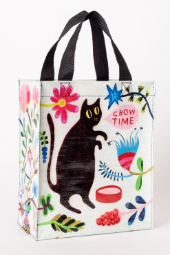 Blue Q - Chow Time Cat Handy Tote