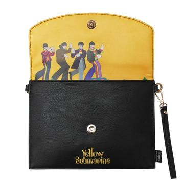 House of Disaster - The Beatles Yellow Submarine Clutch Bag