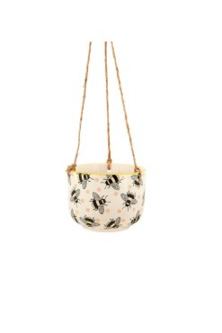 Sass & Belle - Busy Bees Hanging Planter