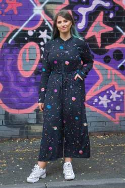 Sugarhill Brighton - Adele Cyber Candy Cosmic Jumpsuit