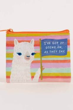 Blue Q - Got It Going On Coin Purse