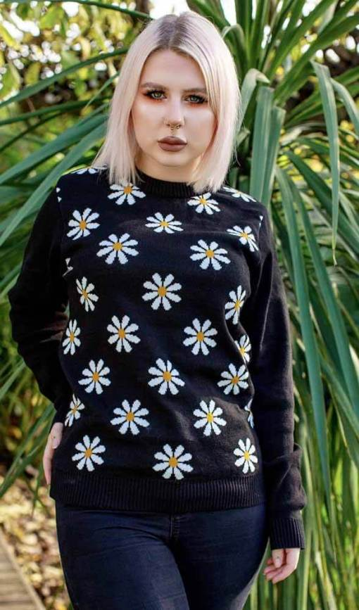 Run & Fly - Unisex Daisy Jumper