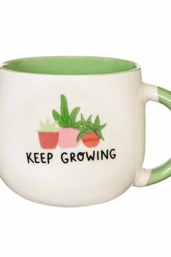 Sass & Belle - Keep Growing Mug