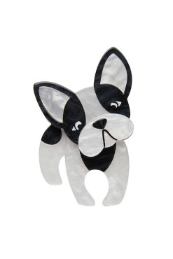 Erstwilder - Fabian The French Bulldog Brooch